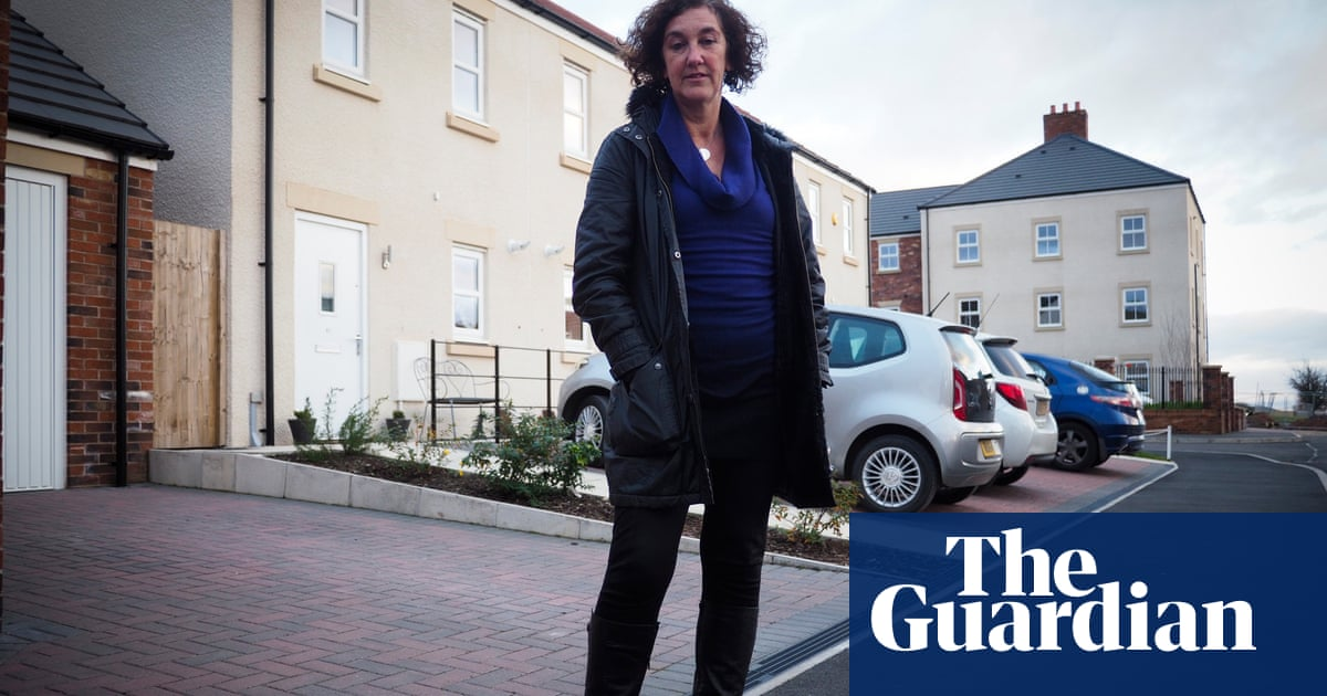 Homeowners trapped by 'fleecehold' – the new cash cow for developers
