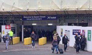 Glasgow Queen Street railway station