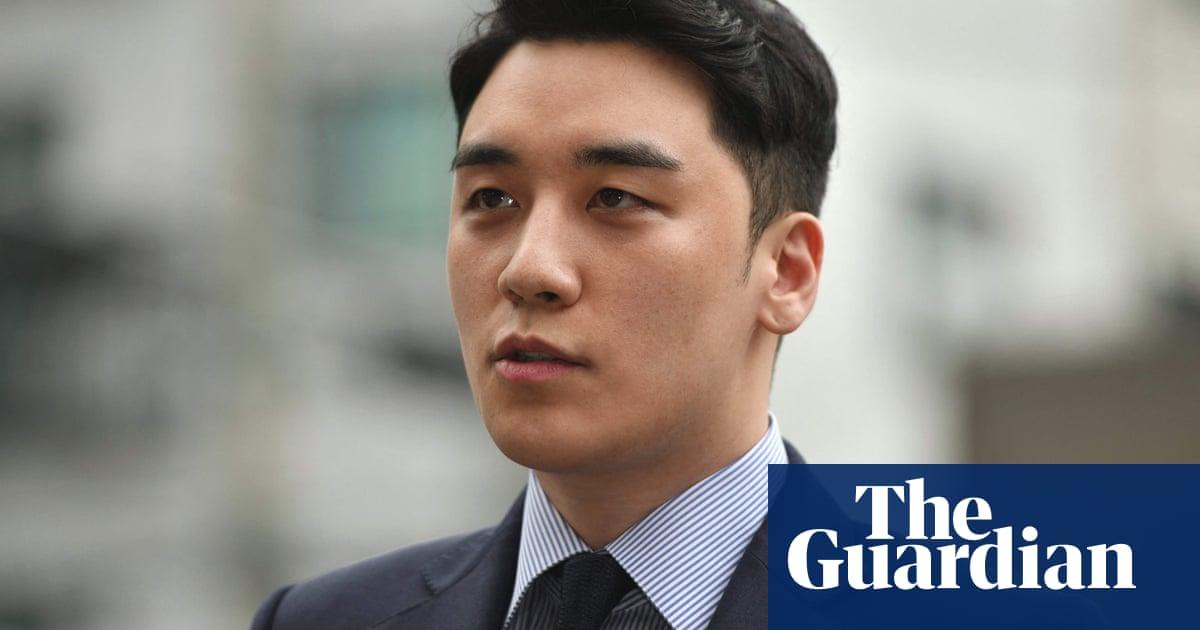 Ex K-pop star Seungri 'jailed over sex and gambling scandal'