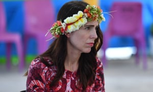 New Zealand's prime minister, Jacinda Ardern, has warned Australia that it has to 'answer to the Pacific' over climate change