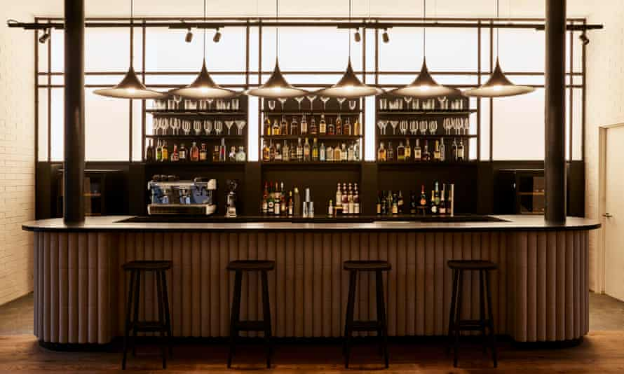 Bar, Hotel Indigo, Dundee