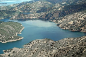 LAKE BERRYESSA, CA. The proposed Berryessa Snow Mountain National Consrvation Area, which would protect 500,000 acres of public land from development in six Northern California