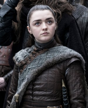 Will Arya use the powers of the faceless men to assasinate every key character from the whole show?