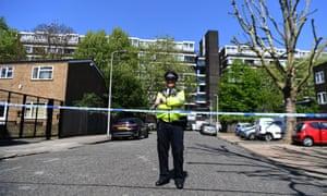 A fatal shooting has taken place in Kennington, south London