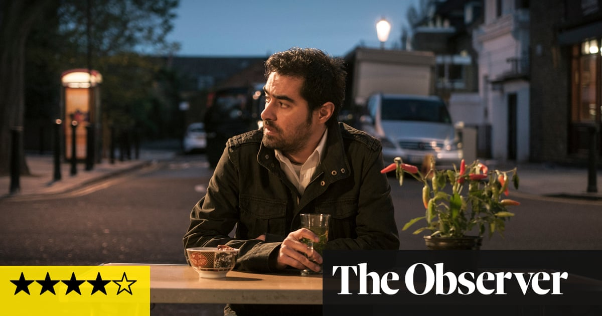 Gholam review – Shahab Hosseini mesmerises as Iranian exile in London