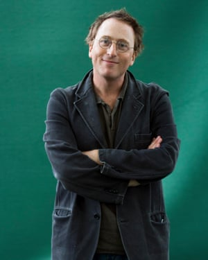 Jon Ronson at the Edinburgh international book festival in 2011.