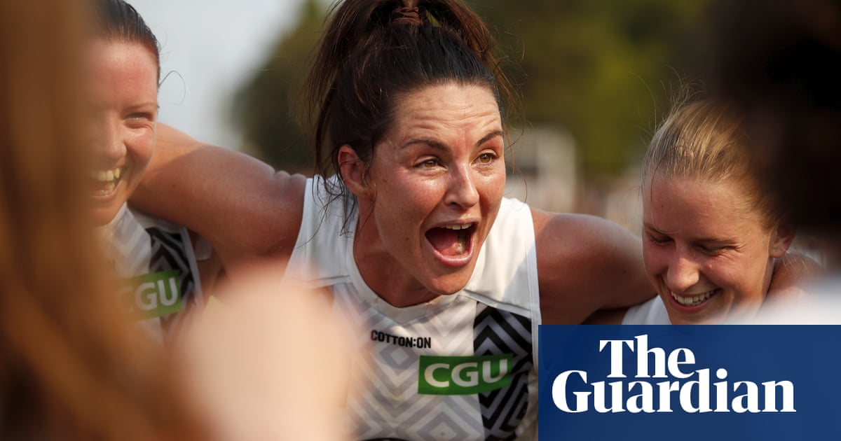 Sharni Norder: 'I don't get paid enough to be able to just put everything into sport'   Megan Maurice