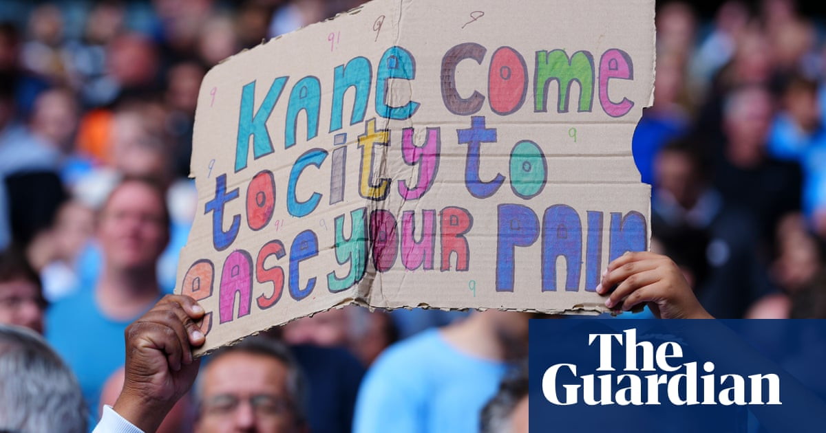 Manchester City lack a ruthless streak and know Harry Kane can provide it