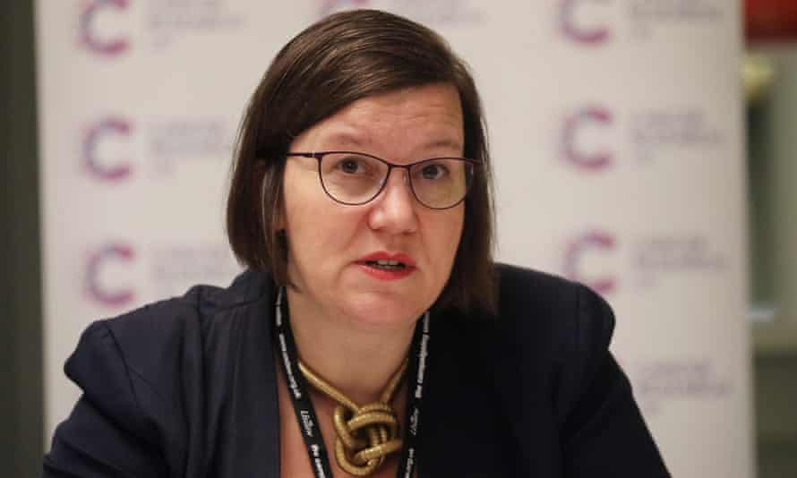 MP Meg Hillier, chair of the public accounts committee, said the Treasury and HMRC needed to 'catch up fast'.