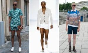 short shorts composite