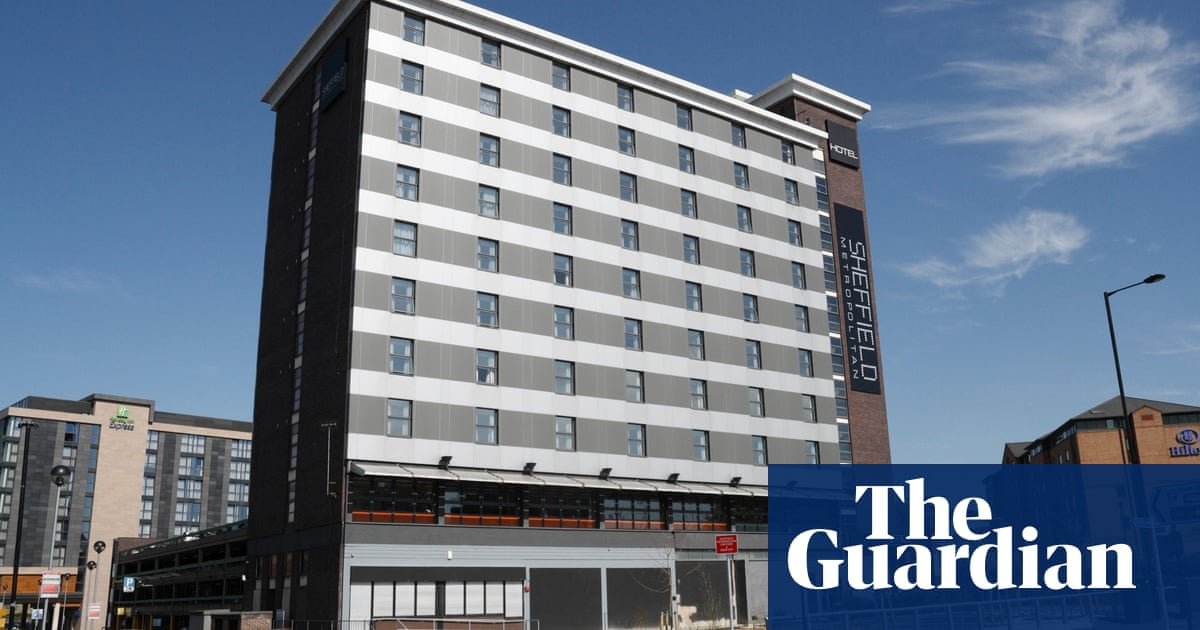 Five-year-old Afghan refugee falls to death from Sheffield hotel