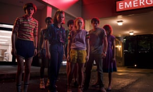 It's big, it's loud and the message is clear ... Stranger Things 3.