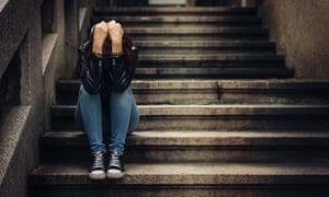Teenage girls mental health