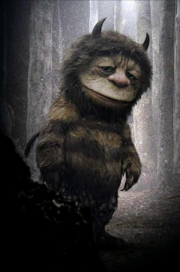 Still from Where The Wild Things Are, directed by Spike Jonze, which Delaney King worked on.