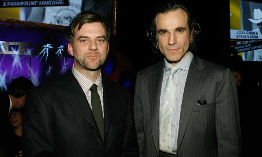 There will be buttons ... Paul Thomas Anderson and Daniel Day-Lewis set to reunite for fashion drama.