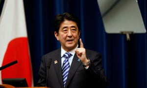 Prime minister Shinzo Abe's failure to change Japan's pacifist constitution has left him at a disadvantage