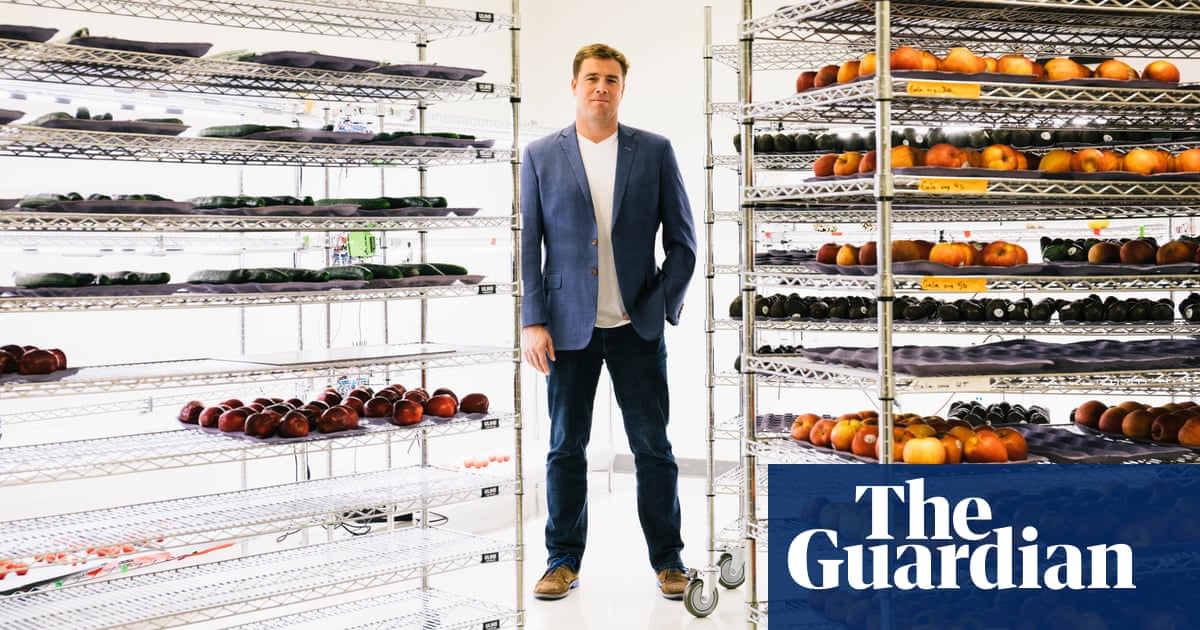 'It comes from bacteria, and goes back to bacteria': the future of plastic alternatives