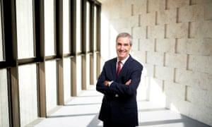 Michael Ignatieff, the rector of Central European University, Budapest
