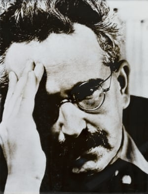 "Walter Benjamin ... 'the ""modern"" [is] the time of hell' the Frankfurt School leader wrote. Photograph: Alamy"