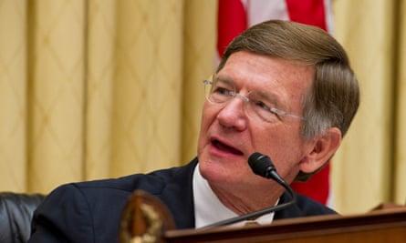 Representative Lamar Smith (R-Texas)