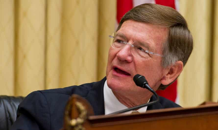 House Science Committe Chairman Lamar Smith (R-TX) is coming to the defense of fossil fuel companies that are accused of deceiving the public on climate change to maximize their own profits.