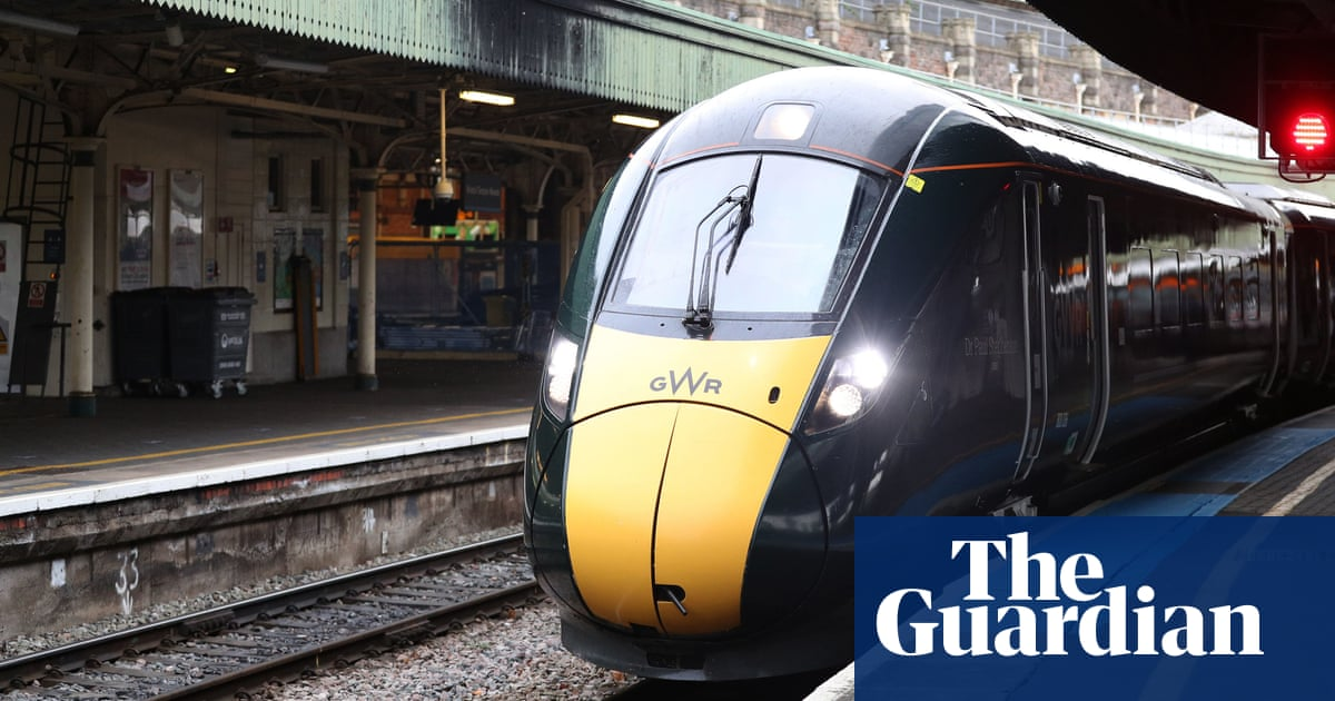Pollution on some new UK trains '13 times one of London's busiest roads'
