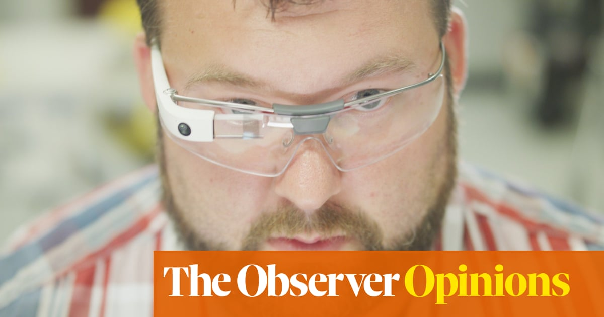 fea8b983adc2 The rebirth of Google Glass shows the merit of failure