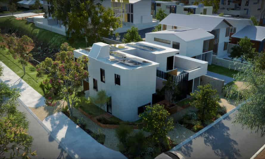 Fifty units in the White Gum Valley suburb in Perth will trial strata-owned solar power.