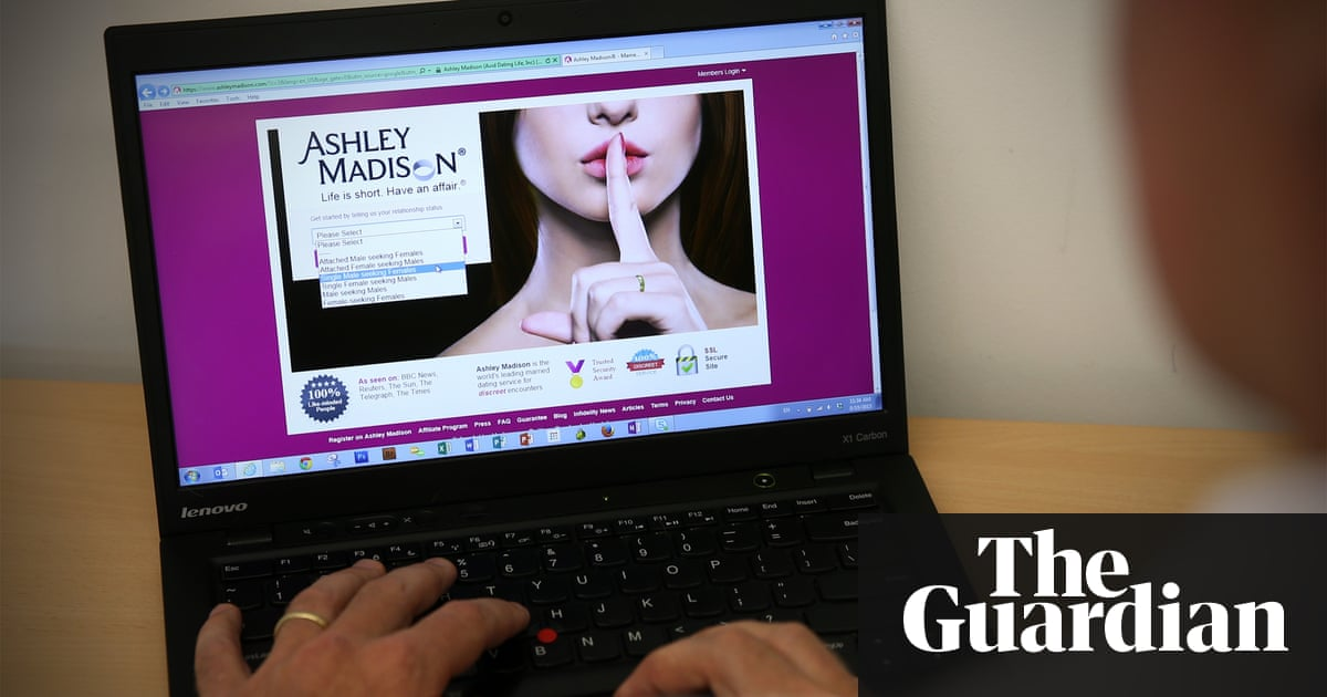 Ashley Madison hackers release vast database of 33m accounts | Technology |  The Guardian