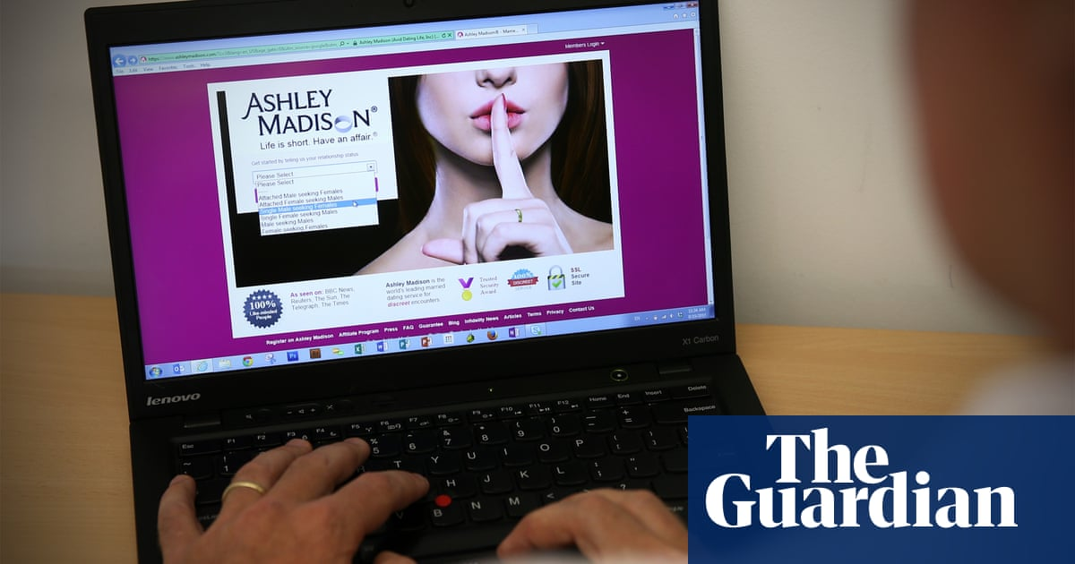 Ashley Madison hack: what to say if your spouse finds your