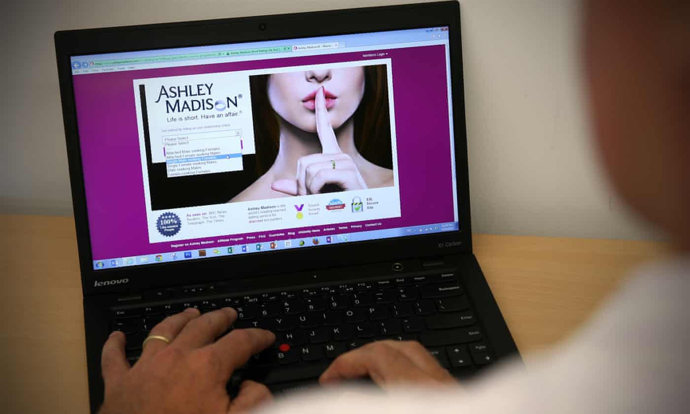 Ashley Madison hack: what to say if your spouse finds your name on the list