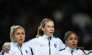 Will the England women's team feel more inspired singing Jerusalem?