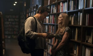 Ben Affleck and Rosamund Pike in the film version of Gone Girl