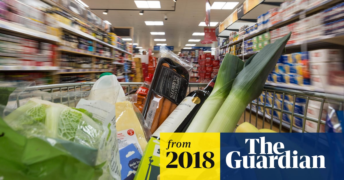 Tesco trials 'shop and go' app in till-free store | Business