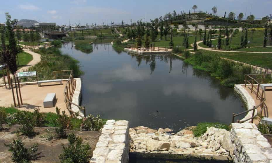 La Marjal is designed to store storm water during times of flood threat.