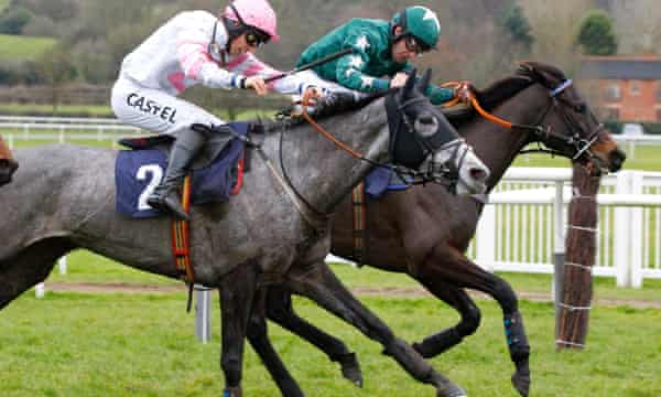 All Runners But One Disqualified In Fontwell Race For Going Around Hurdle Horse Racing The Guardian