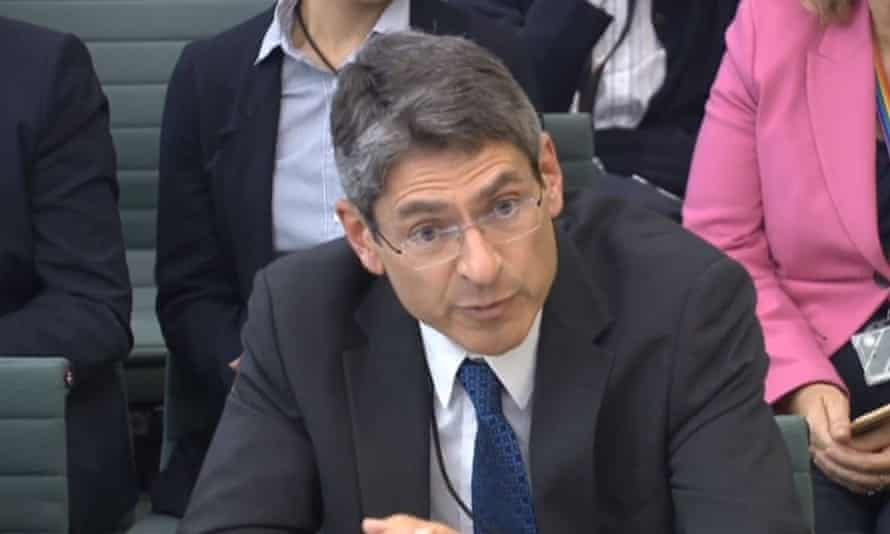 Prof Jonathan Haskel is one of the eight members of the Bank of England's monetary policy committee.