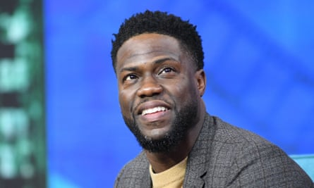 Hot property … Kevin Hart.