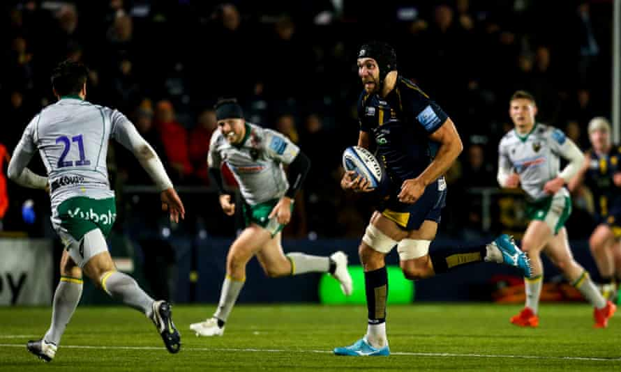 Worcester take on Northampton before the Premiership shut down. The top-flight Warriors' wage bill is bigger than their turnover.