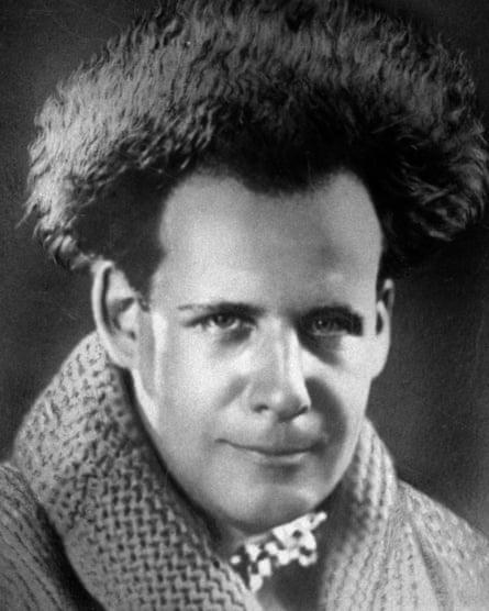 Sergei Eisenstein.