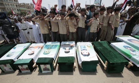 Funeral in Yemen