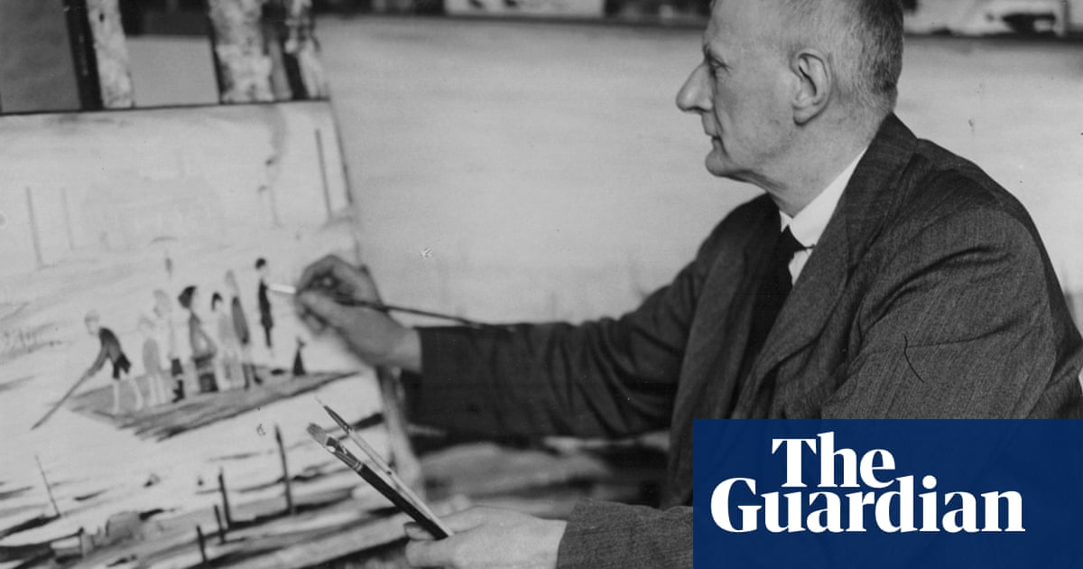 Lowery Giftedness Doesnt Discriminate >> Ls Lowry Exhibition An Unaggressive Painter Archive 26 October