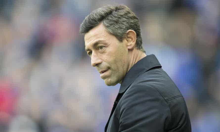 Rangers manager Pedro Caixinha is already under pressure after Tuesday's disastrous defeat in Luxembourg.