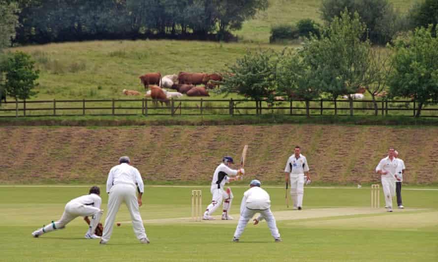 Chagford take on Feniton Match in Devon.