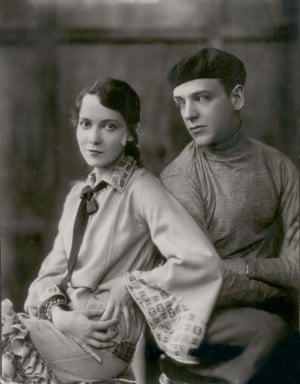 Fred and Adele Astaire in Lady Be Good 1926
