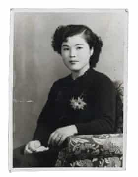 Aiko Nakamoto, aged 29, in North Korea