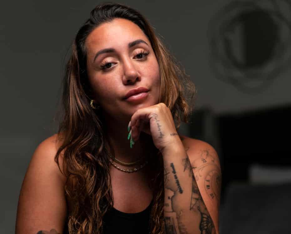 Michelle Dussan, plane crash survivor