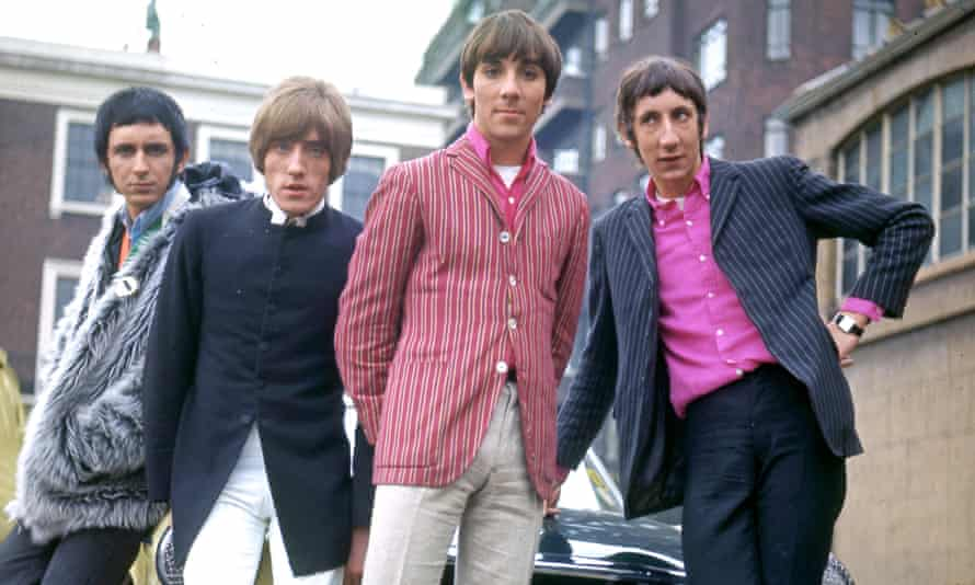 No Stones left unturned ... the Who.