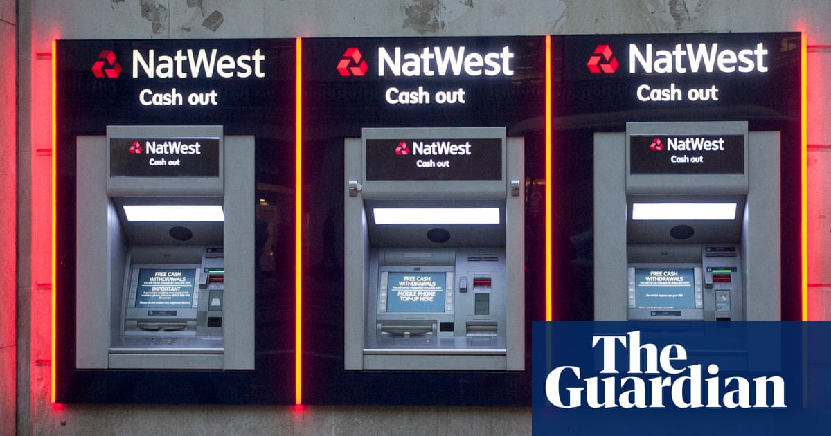 RBS and NatWest customers locked out in latest banking glitch | Business | The Guardian