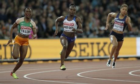 Ramil Guliyev pips Wayde van Niekerk to win 200m at world